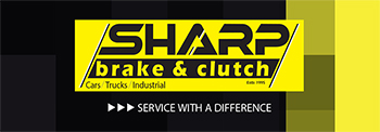 Sharp Brake Logo
