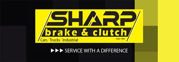 Sharp Brake Logo