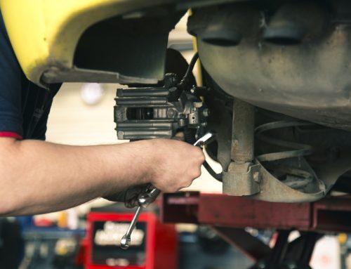 Grinding Car Brakes – Troubleshooting Car Noises